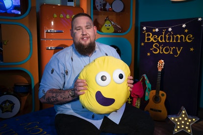 Rag'n'Bone Man will be reading a CBeebies Bedtime Story on March 15