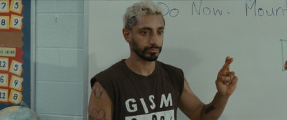 Riz Ahmed as Rueben in 'Sound of Metal'