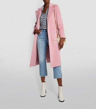 Wool Runway Coat