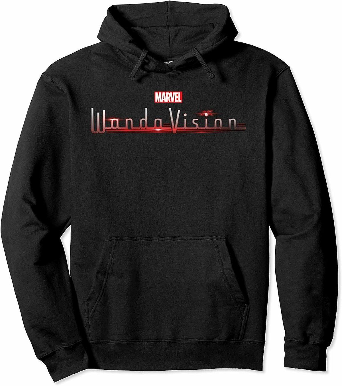 Titanj17 Marvel WandaVision Logo Hoodie