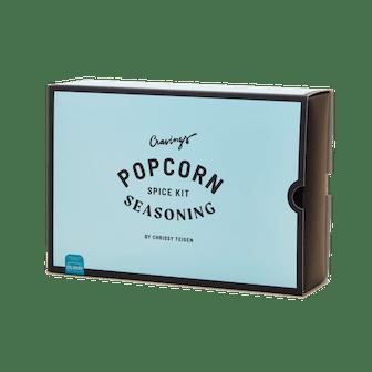 Poppin' Off Popcorn Seasoning Kit