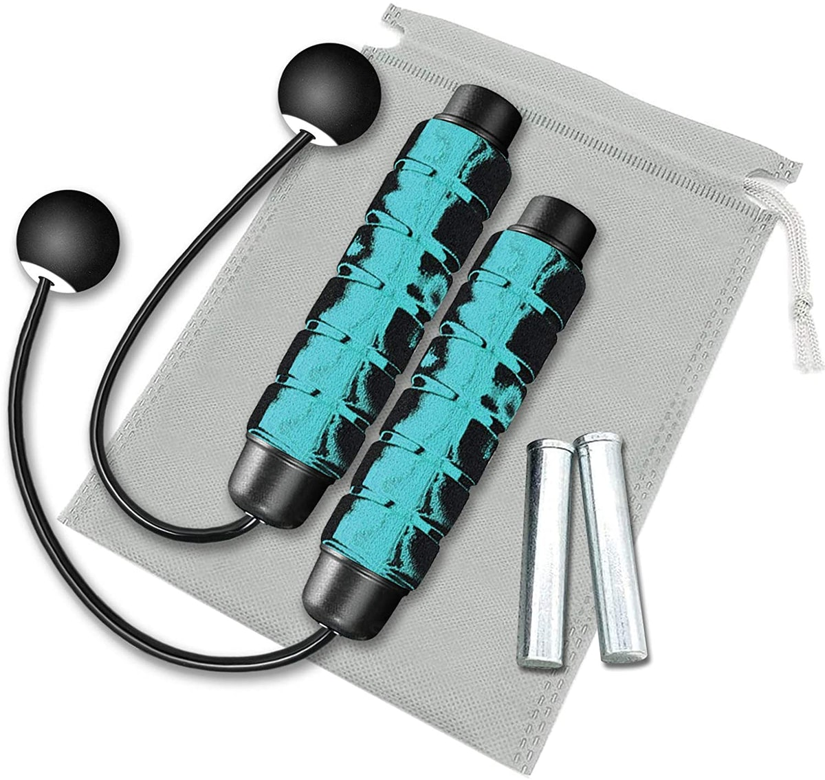 Redify Weighted Cordless Jump Rope