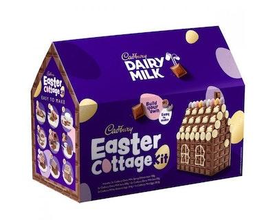 Cadbury Dairy Milk Easter Cottage Kit