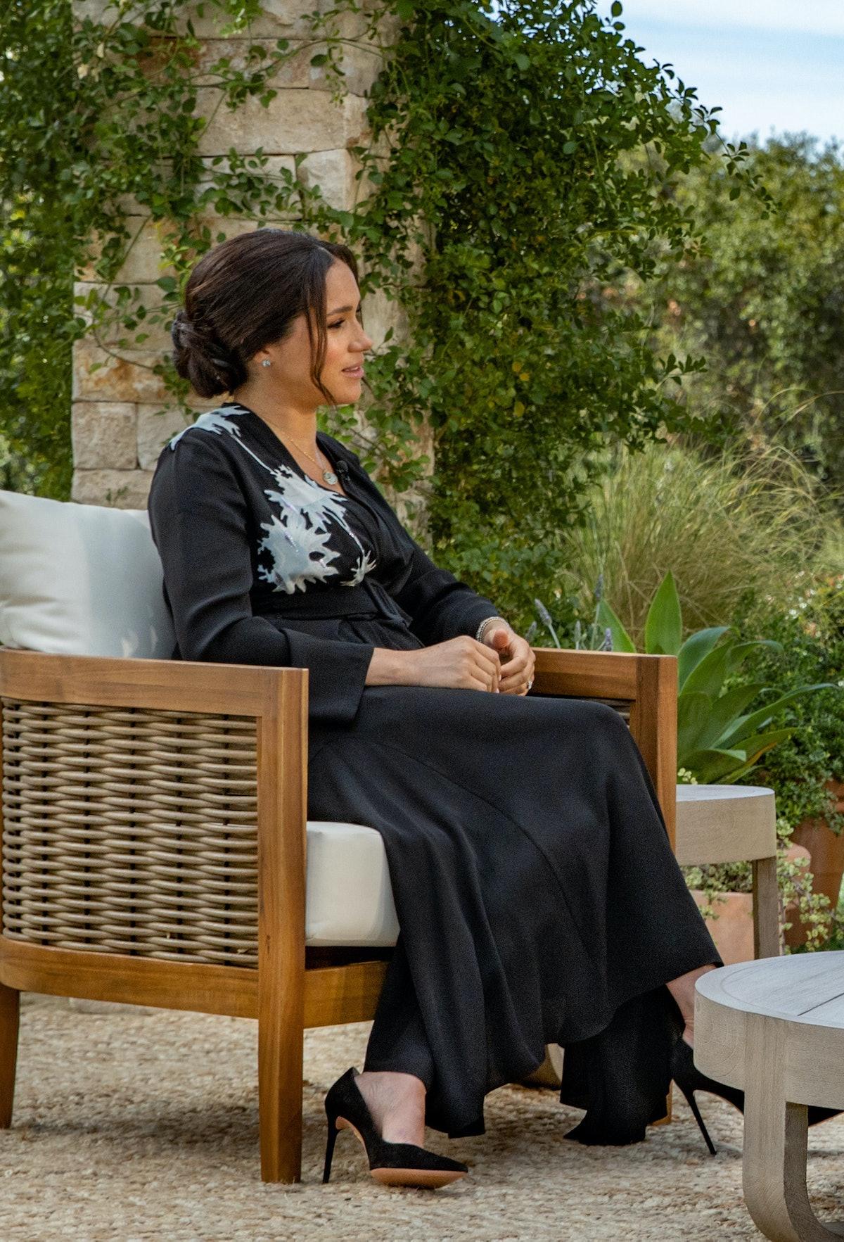 Meghan Markle interview oprah
