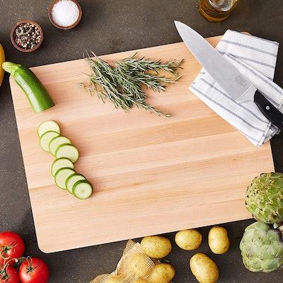 John Boos Block Chop-N-Slice Maple Cutting Board
