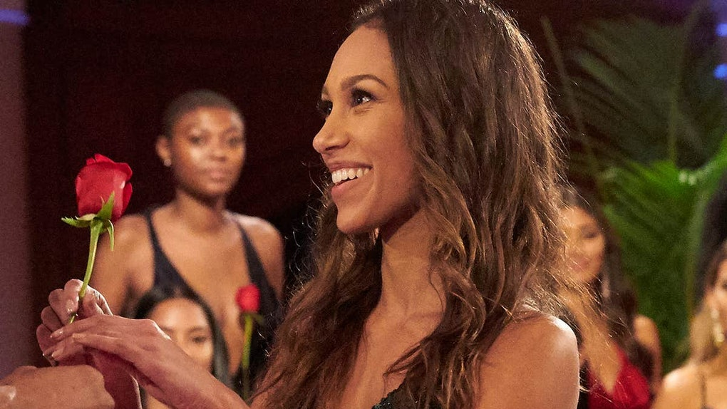 Serena Pitt in The Bachelor.