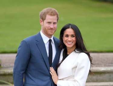 Prince Harry and Meghan Markle during royal duty.