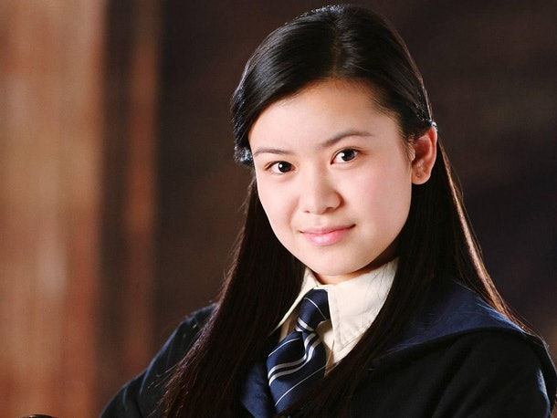Katie Leung as Cho Chang.