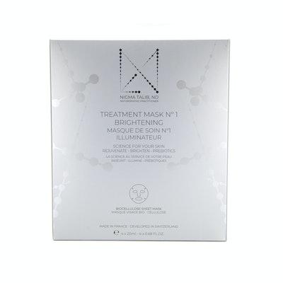 Dr. Nigma Talib, ND's Treatment Mask No. 1