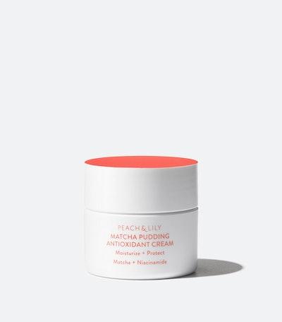 Peach & Lily Matcha Pudding Antioxidant Cream