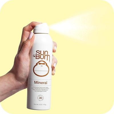 Sun Bum Mineral Sunscreen Spray, SPF 30
