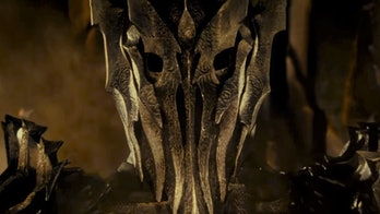 Sauron in Lord of the Rings: Fellowship of the Ring