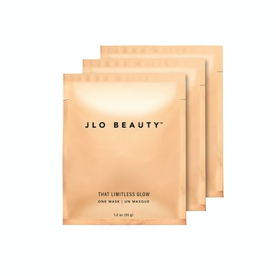 JLo Beauty's That Limitless Glow Sheet Mask