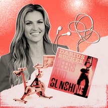 Erin Andrews talks about 2020, Peloton, and podcasts.