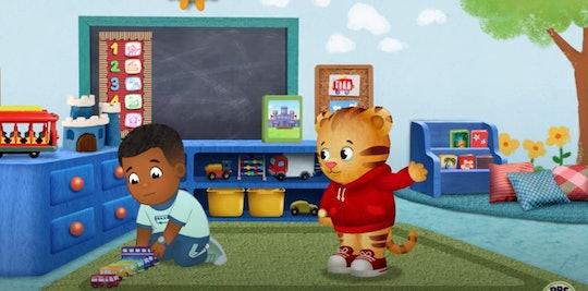 Daniel Tiger has a new autistic friend called Max.