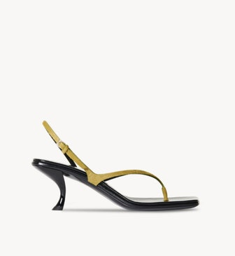 Constance Sandal in Cow Hide