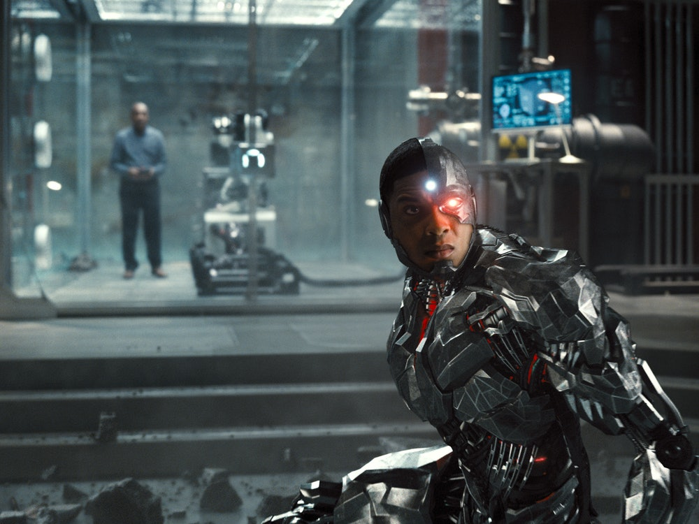 Ray Fisher Cyborg HBO Max Snyder Cut review