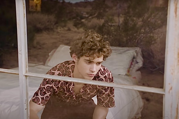 Joshua Bassett Lie Lie Lie music video