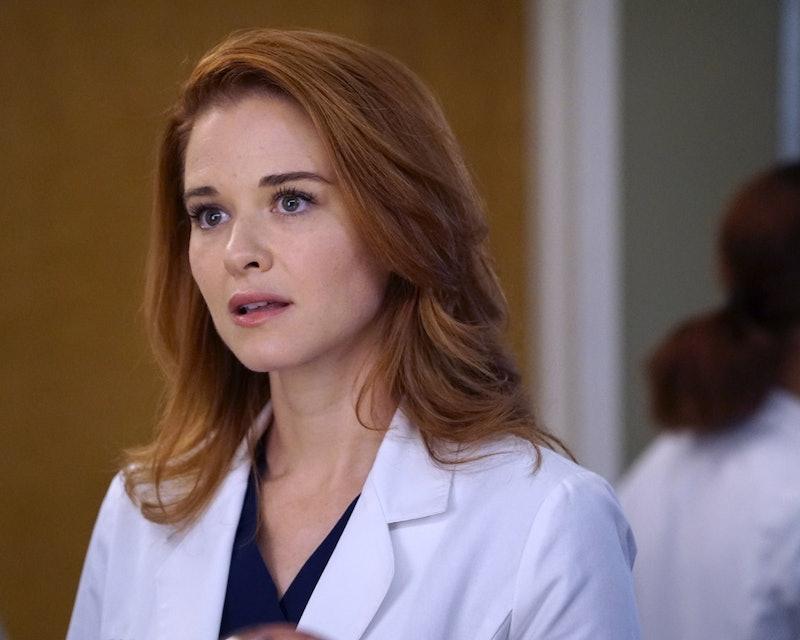 Sarah Drew as Dr. April Kepner in 'Grey's Anatomy'