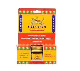 Tiger Balm Pain Relieving Red Extra Strength Ointment