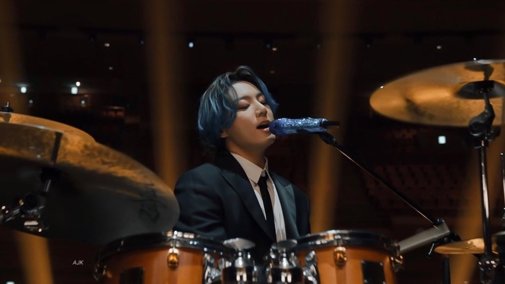 These tweets about BTS' Jungkook playing the drums are all so supportive.