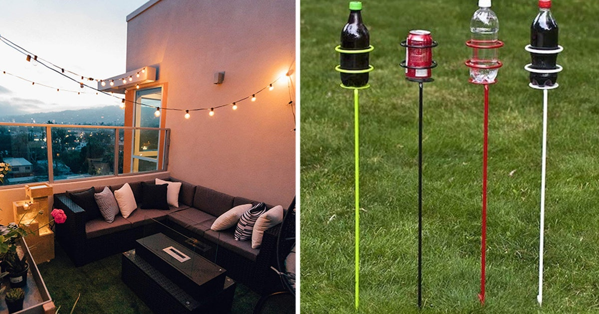 39 Clever Things Under $40 That Make Spending Time Outside More Enjoyable
