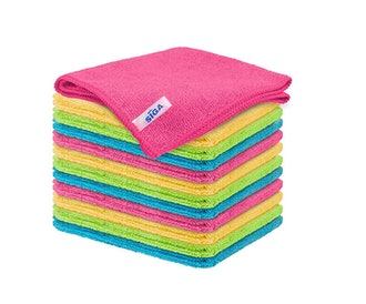MR.SIGA Microfiber Cleaning Cloth (12-Pack)