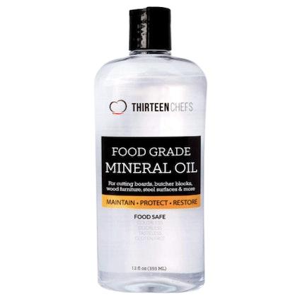 Thirteen Chefs Food-Grade Mineral Oil