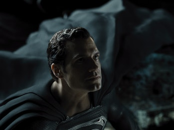 """Superman in """"Zack Snyder's Justice League"""""""