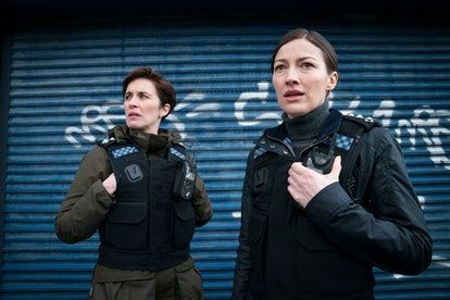 Vicky McClure and Kelly Macdonald in 'Line of Duty' Season 6