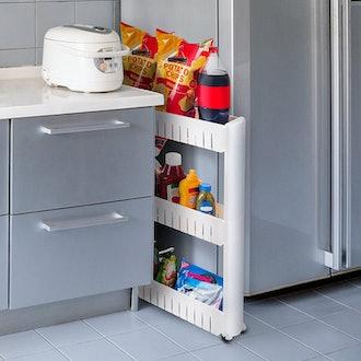 Everyday Home Slim Storage Cart