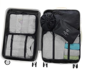OEE Luggage Packing Organizers  (8 Pieces)