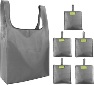 BeeGreen Reusable Shopping Bags (5-Pack)
