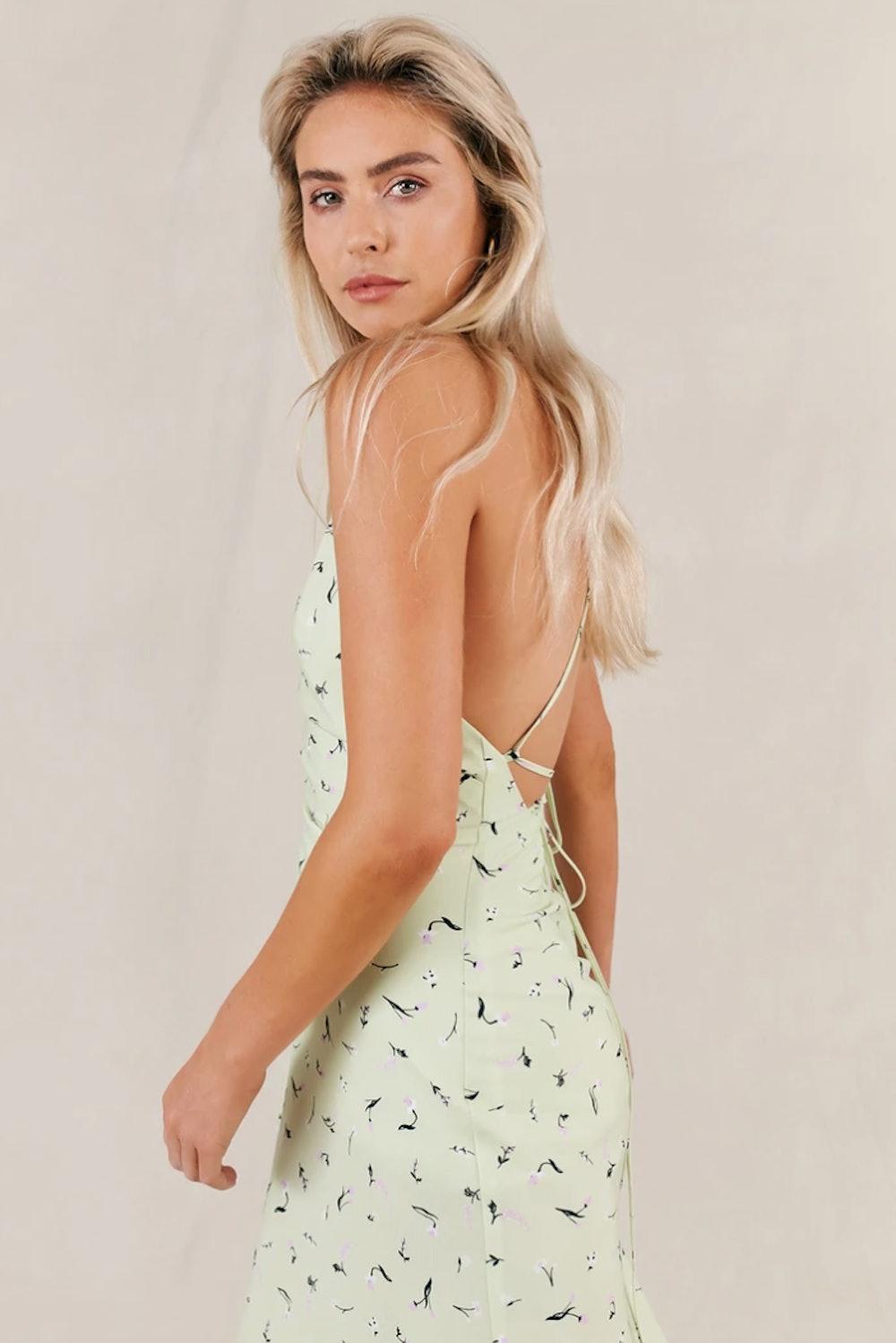 Etta Midi Dress