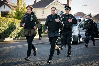 DI Kate Fleming and DCI Joanne Davidson in 'Line of Duty' Season 6