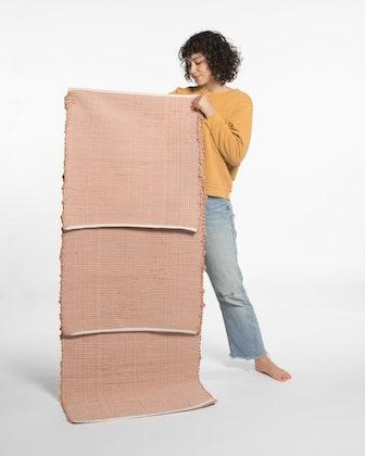 Hand-Loomed Rug