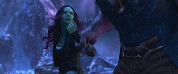 Endgame theory Nebula Gamora Soul Stone Thanos Sacrifice