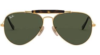 Ray-Ban RB3029 Outdoorsman Aviator Sunglasses