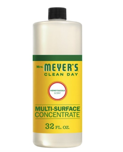 Mrs. Meyer's Clean Day Multi-Surface Concentrate Bottle, Honeysuckle Scent