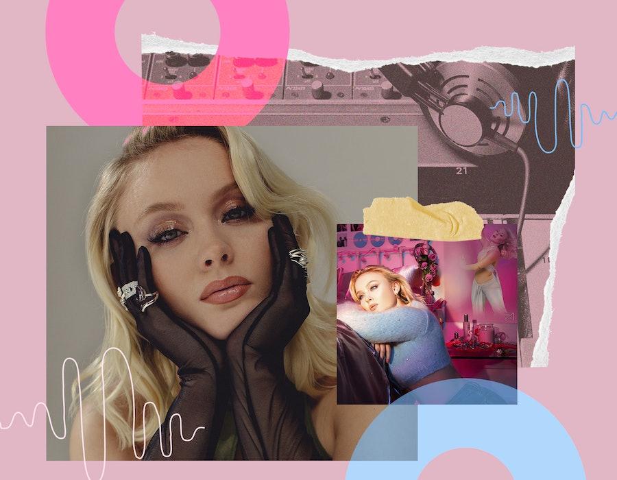 Zara Larsson discusses her new album 'Poster Girl'