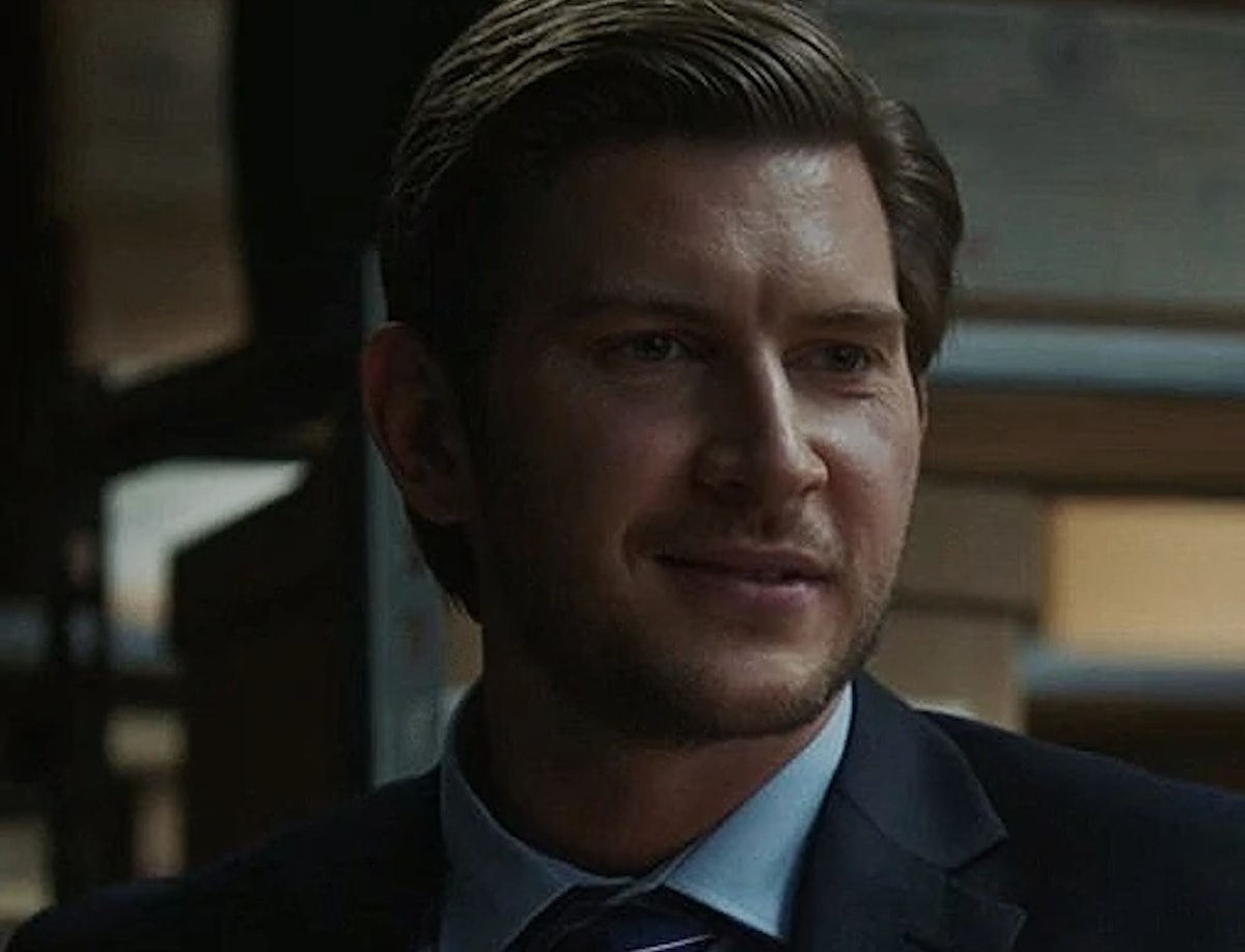 Betty's FBI boyfriend Glen is a suspect to be the Trash Bag Killer on 'Riverdale.'