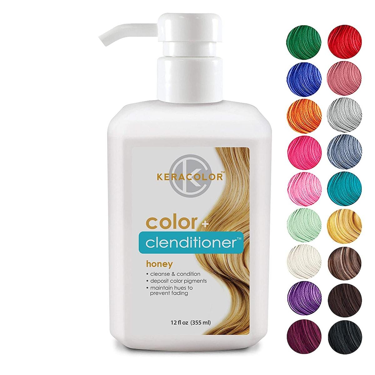 Keracolor Clenditioner Semi Permanent Hair Dye