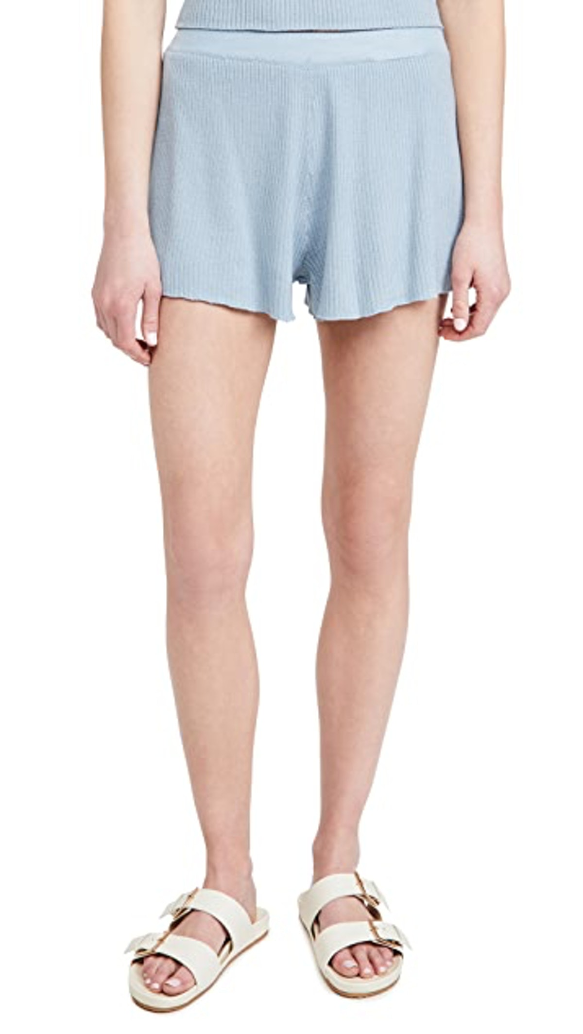 Gia Cashmere Shorts
