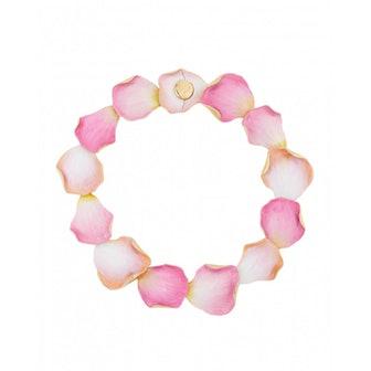 Petals Necklace With Enamel