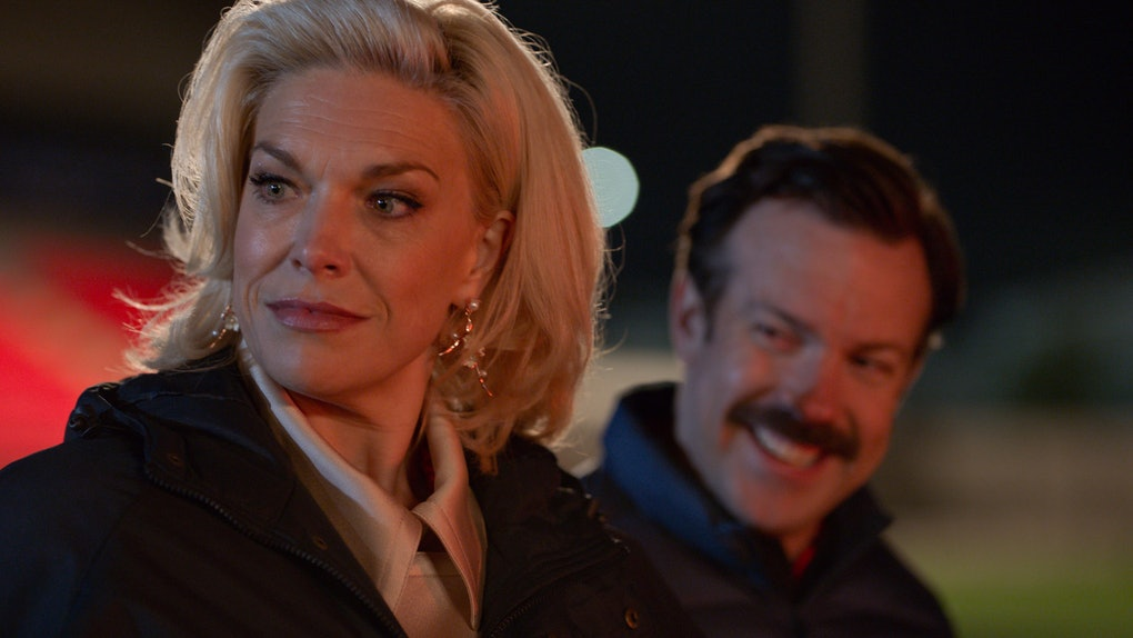 Hannah Waddingham as Alice in Ted Lasso
