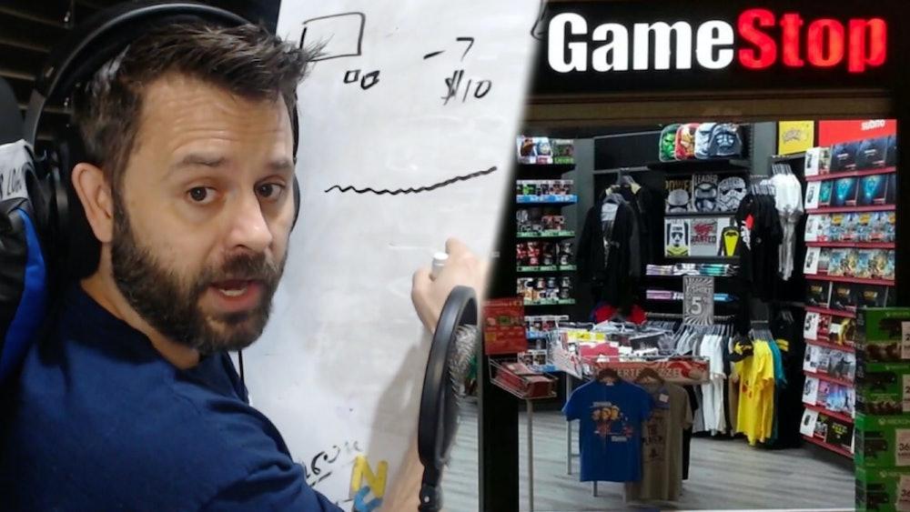 gamestop the stock guy