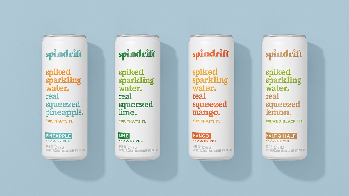 Here's where to buy Spindrift Spiked when it launches in April.