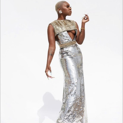 Cynthia Erivo nails 2021 Grammy Awards