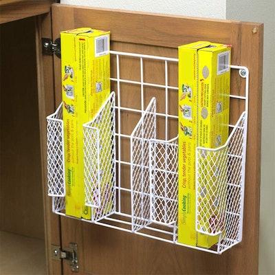 Home Basics Food Storage Organizer