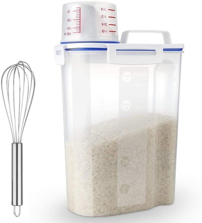 Uppetly Airtight Dry Food Storage Containers